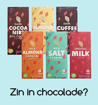 Banner Chocolade