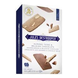 Jules Destrooper Amandelbrood & Belgische Chocolade