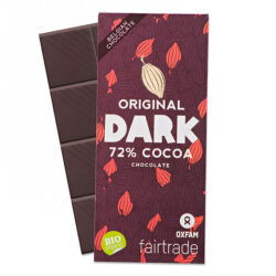 Oxfam Original Dark Cocoa Chocolade